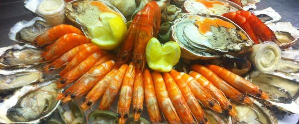 Plateau de fruits de mer Cagnes-sur-Mer
